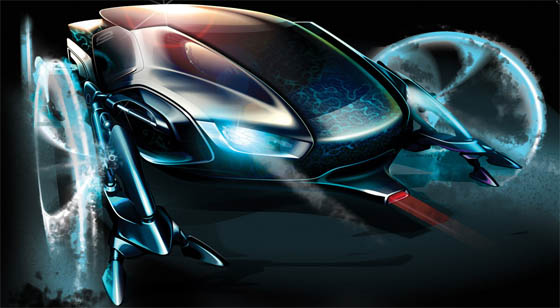 Los Coches Del Futuro Del Ford T Al Toyota Biomobile