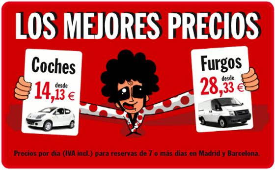 La velocidad en el movimiento enero 2015 for Oficinas pepecar barcelona
