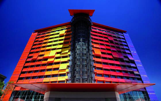 Silken puerta de am rica hoteles famosos for Hoteles en la puerta