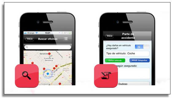 Tres curiosas aplicaciones m viles para conductores pepecar for Catalana occidente oficinas