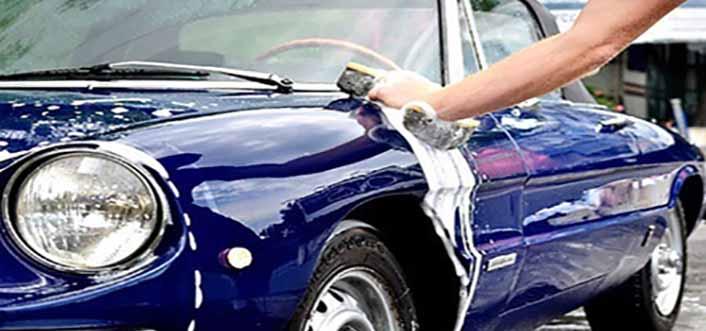 T cnicas para limpiar el coche por fuera pepecar for Como limpiar el suelo de gres para que brille