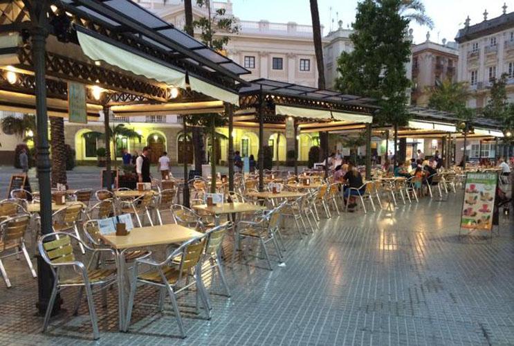 tapear en Cádiz