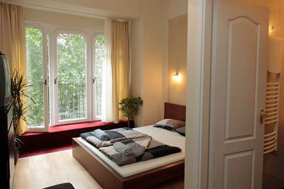 Hostel barato en Hungría