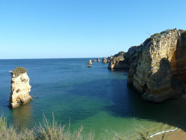 Praia Doña Ana2