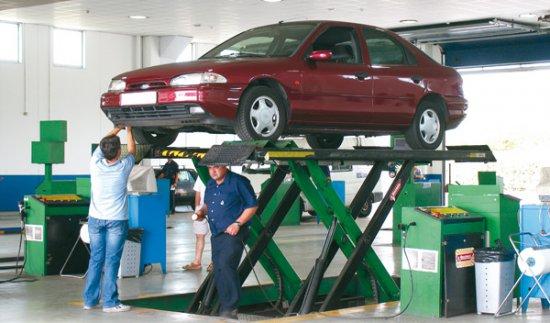 alquiler de coches pepecar coche a la itv