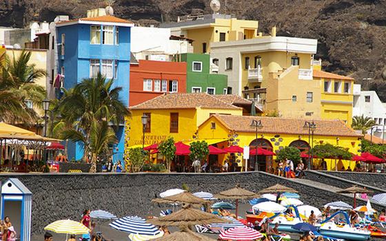 Colores de La Palma