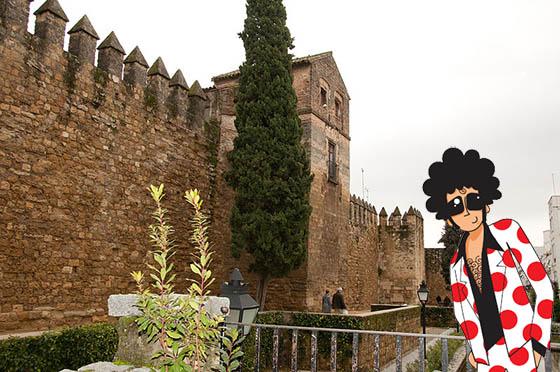 Pepe en Córdoba
