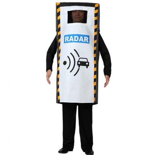 disfraz carnaval radar