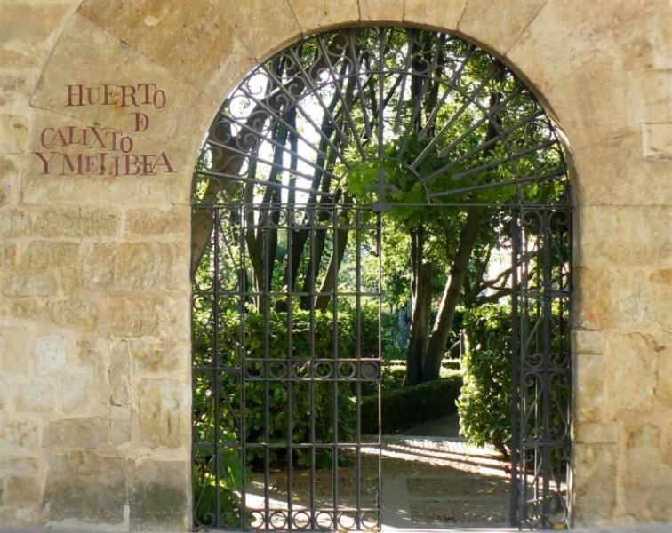 alquiler de coches pepecar Huerto de Calixto y Melibea (Salamanca)