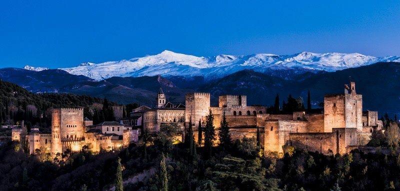alquiler de coches pepecar Mirador de San Nicolás (Granada)