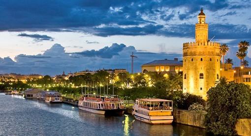 alquiler de coches pepecar Un crucero por el Guadalquivir (Sevilla)