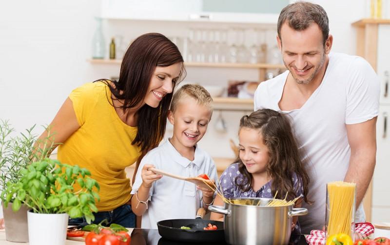 alquiler de coches pepecar cocinar en familia