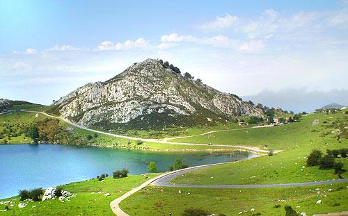 alquiler de coches pepecar Lagos de Covadonga (Asturias)