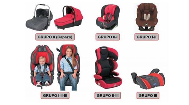 alquiler de coches con pepecar - sillas de coche para niños