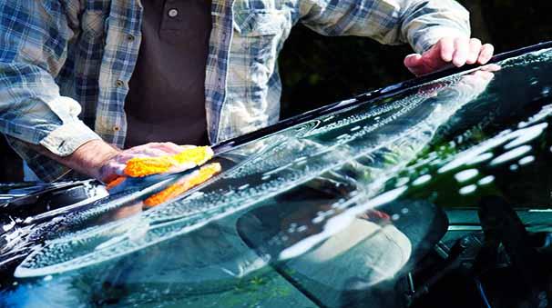 alquiler de coches con pepecar limpiar coche por dentro - luna