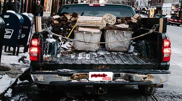 alquiler de coches con pepecar limpiar coche por dentro - maletero