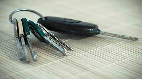 alquiler de coches con pepecar - llaves coche