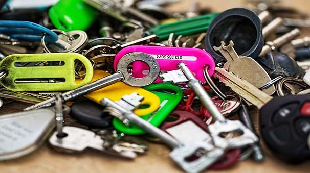alquiler de coches con pepecar - llaves