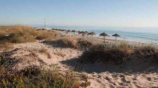alquiler de coches con pepecar - playa garrofera