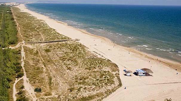 alquiler de coches con pepecar - playa l'ahuir