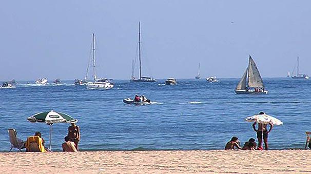 alquiler de coches con pepecar - playa pinedo