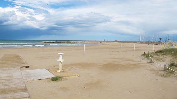 alquiler de coches con pepecar - playa terranova
