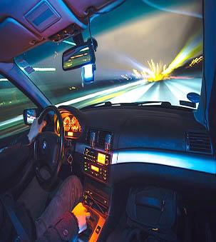 alquiler de coches con pepecar - viajar noche