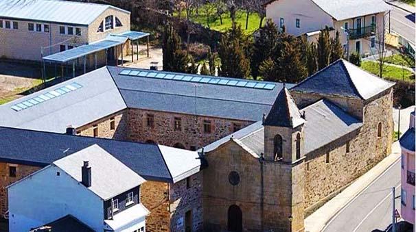 alquiler de coches con pepecar - guadalajara - convento de san francisco