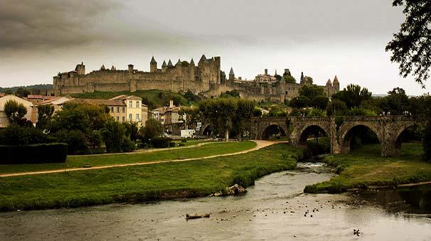alquiler de coches con pepecar - carcassonne castillo