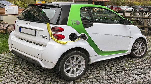 alquiler de coches con pepecar - coche eléctrico