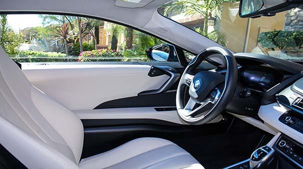 alquiler de coches con pepecar - interior coche